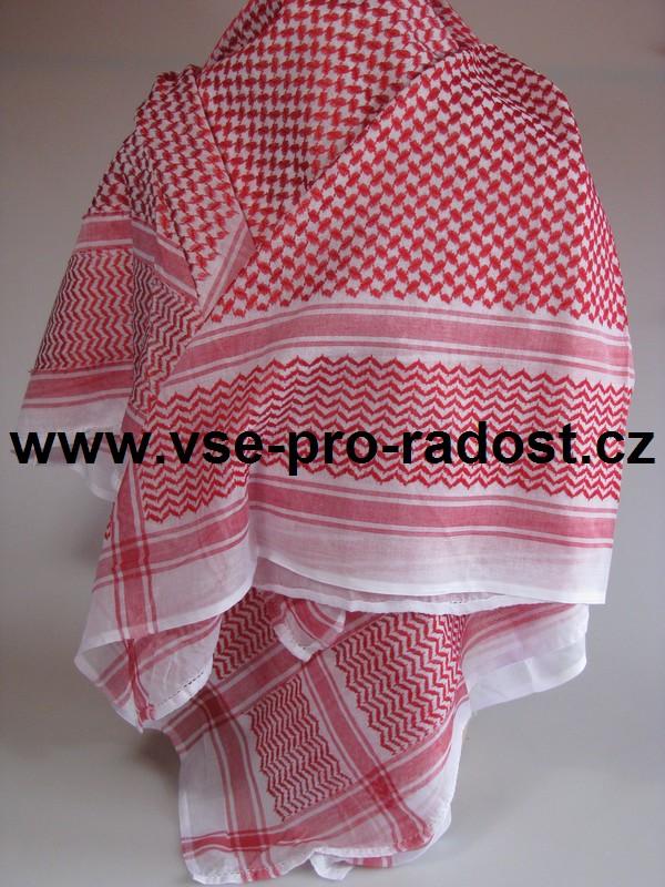 šátek Arafat 130x130cm - koupit výhodně na Vse-Pro-Radost.cz 8d0425ae93